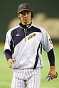 Hikaru Ito (JPN),<br /> NOVEMBER 15, 2014 - Baseball : <br /> 2014 All Star Series Game 3 between Japan 4-0 MLB All Stars <br /> at Tokyo Dome in Tokyo, Japan. <br /> (Photo by Shingo Ito/AFLO SPORT)[1195]