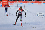 03/01/2014, Dobbiaco, Toblach - 2014 Cross Country Ski World Cup Tour de ski <br /> Giorgio Di Centa in action during the Men 35 km Free Pursuit  in Dobbiaco, Toblach, Italy on 03/01/2014.