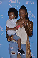 "10 August  2017 - Los Angeles, California - Titan Jewell Witherspoon, Kelly Rowland.   Premiere of Netflix's ""True and The Rainbow"" held at Pacific Theaters at The Grove in Los Angeles. Photo Credit: Birdie Thompson/AdMedia"