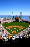 Sports: Baseball, San Francisco, CA baseball park; SBC Park; SF Giants; Pacific Bell Park.Photo Copyright: Lee Foster, lee@fostertravel.com, www.fostertravel.com,  (510) 549-2202.Image sports201