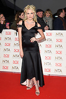 Pixie Lott<br /> at the National TV Awards 2017 held at the O2 Arena, Greenwich, London.<br /> <br /> <br /> &copy;Ash Knotek  D3221  25/01/2017
