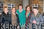 "Barndance: Attending the Feonanagh/Castlemahon Players presentation of Tralee playwright John Fraher's play ""Barndance""  at St John's Arts Centre in Listowel on Saturday night last were Bridget, Helen & Mary Hayes & Teresa Cregan-Stack & Mary O'Neill from Ballyhahaill."