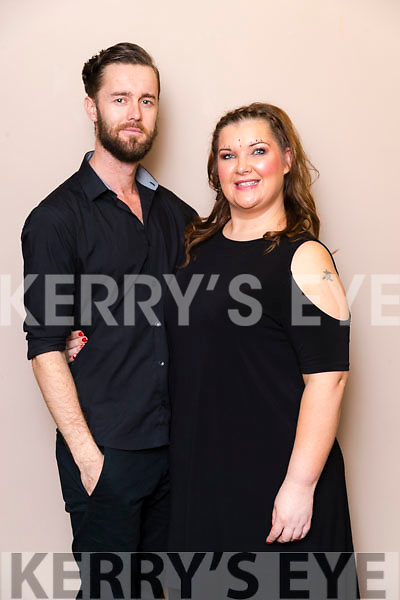 Maurice Quilter and Debbie Guerin Dancers at the John Mitchels GAA 'Strictly Come Dancing' at Ballygarry House Hotel on Sunday night.
