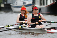 W.J14A.2x  Semi  (72) Royal Chester (Morris) vs (73) Worcester<br /> <br /> Saturday - Gloucester Regatta 2016<br /> <br /> To purchase this photo, or to see pricing information for Prints and Downloads, click the blue 'Add to Cart' button at the top-right of the page.