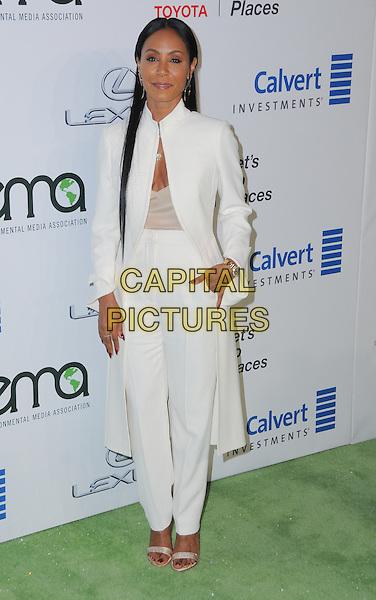22 October 2016 - Burbank, California.  Jada Pinkett-Smith. 26th Annual Environmental Media Associations Awards  held at Warner Bros. Studios.     <br /> CAP/ADM/BT<br /> &copy;BT/ADM/Capital Pictures