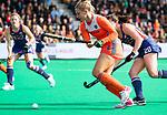 ROTTERDAM - Laurien Leurink (Ned)   tijdens de Pro League hockeywedstrijd dames, Nederland-USA  (7-1) .  COPYRIGHT  KOEN SUYK