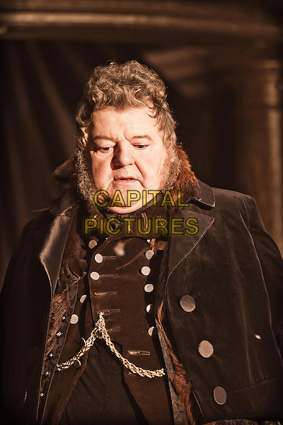 Robbie Coltrane<br /> in Great Expectations (2012) <br /> *Filmstill - Editorial Use Only*<br /> CAP/FB<br /> Supplied by Capital Pictures