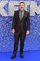 "LONDON, UK. May 20, 2019: David Walliams arriving for the ""Rocketman"" UK premiere in Leicester Square, London.<br /> Picture: Steve Vas/Featureflash"