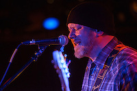 Mike Gorder performs with Delmag at Koot's Friday.