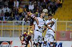 En el estadio metropolitano de Techo de Bogotá, donde actuaron como locales, el tolima derrotó 1 - 0 a Alianza Pterolera por la fecha 19 del Torneo de Fútbol Profesional Colombiano 2015.