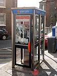 National Trust Ad Phone Box