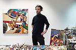 Alexander Iskin, artist