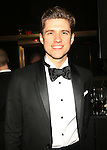 Lead Actor Aaron Tveit Attends the Catch Me If You Can Opening Night After Party Held At Cipriani 42nd Street, 4/10/11