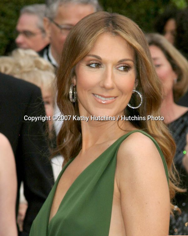 Celine Dion.79th Annual Academy Awards.Kodak Theater .Hollywood & Highland.Hollywood, CA.February 25, 2007.©2007 Kathy Hutchins / Hutchins Photo....
