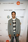 Actor Taimak -Arrivals-Boy Meets Girl By Stacy Igel At New York Fashion Week Style360, NY   2/13/13