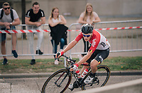 Remy Mertz (BEL/Lotto Soudal)<br /> <br /> 52nd GP Jef Scherens - Rondom Leuven 2018 (1.HC)<br /> 1 Day Race: Leuven to Leuven (186km/BEL)