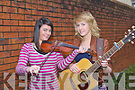 KERRY TALENT: Ann-Marie and Agnes Fitzgerald, Brosna of the Fitzy Chicks who will compete on the All Ireland Talent Show on the 9th of January.