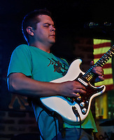 Casey Robinson Band performing @ the Old Point Bar in New Orleans, LA.