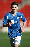 St Johnstone FC....Season 2015-16<br /> Eoghan McCawl<br /> Picture by Graeme Hart.<br /> Copyright Perthshire Picture Agency<br /> Tel: 01738 623350  Mobile: 07990 594431