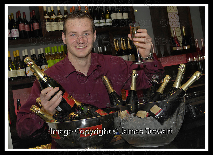 "15/12/2006       Copyright Pic: James Stewart.File Name :sct_jspa01_deuchar.GRETNA'S KENNY DEUCHAR AT HIS NEW RESTAURANT, ""THE WHEELHOUSE"", IN FALKIRK.....James Stewart Photo Agency 19 Carronlea Drive, Falkirk. FK2 8DN      Vat Reg No. 607 6932 25.Office     : +44 (0)1324 570906     .Mobile   : +44 (0)7721 416997.Fax         : +44 (0)1324 570906.E-mail  :  jim@jspa.co.uk.If you require further information then contact Jim Stewart on any of the numbers above........."