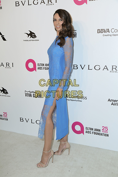 04 March 2018 - West Hollywood, California - Terri Seymour. 26th Annual Elton John Academy Awards Viewing Party held at West Hollywood Park. <br /> CAP/ADM/PMA<br /> &copy;PMA/ADM/Capital Pictures