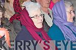 HUNDREDS: Hundreds attend the St Brendan's special mass Lá Fhéile Bréanainn at Ardfert Cathedral, on Thursday evening were the Bishop of Kerry Bill Murphy was the maine celebrant.