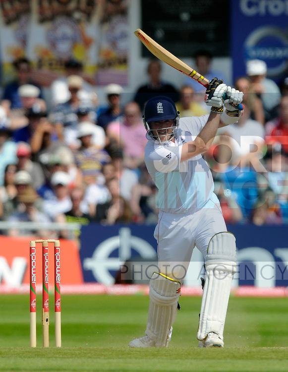 England's Graeme Swann.