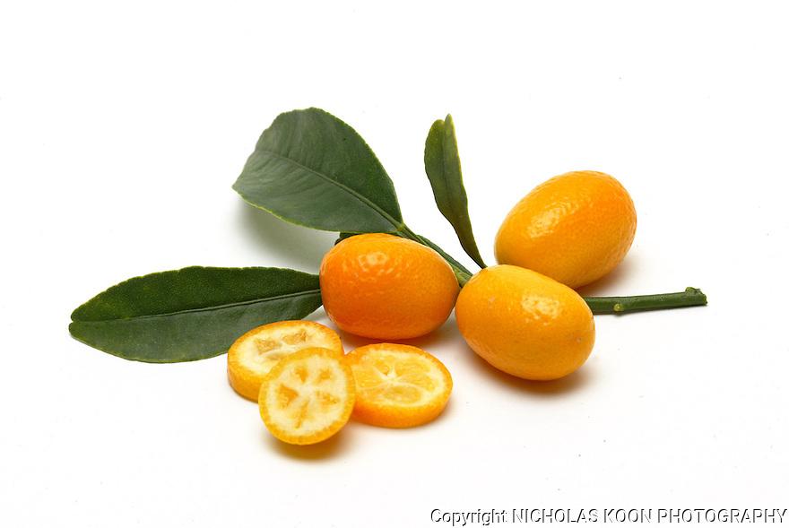 Cumquat still life.