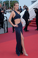 Toni Garrn at the premiere for &quot;The Beguiled&quot; at the 70th Festival de Cannes, Cannes, France. 24 May 2017<br /> Picture: Paul Smith/Featureflash/SilverHub 0208 004 5359 sales@silverhubmedia.com