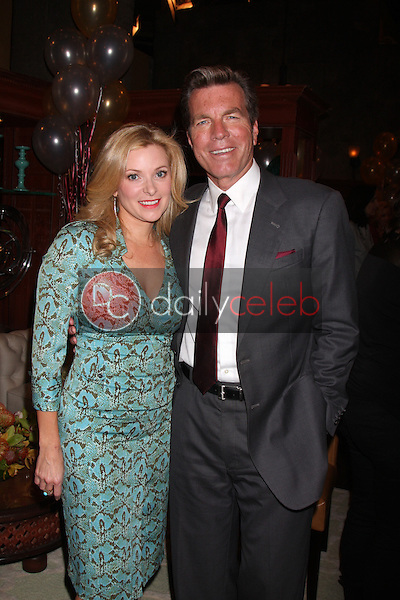 Cady McClain, Peter Bergman<br />