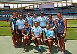 Team photo, HSBC World Rugby Sevens Series 2017/2018, Cape Town 7s 2017- Photo Martin Seras Lima
