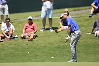Joost Luiten (NED) chips onto the 13th green during Thursday's Round 1 of the 2017 PGA Championship held at Quail Hollow Golf Club, Charlotte, North Carolina, USA. 10th August 2017.<br /> Picture: Eoin Clarke | Golffile<br /> <br /> <br /> All photos usage must carry mandatory copyright credit (&copy; Golffile | Eoin Clarke)
