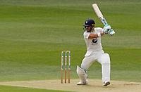 Heino Kuhn of Kent hits four runs during Kent CCC vs Essex CCC, Friendly Match Cricket at The Spitfire Ground on 27th July 2020