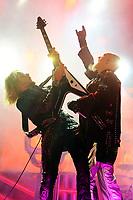 AUG 10 Judas Priest performing at Bloodstock Festival