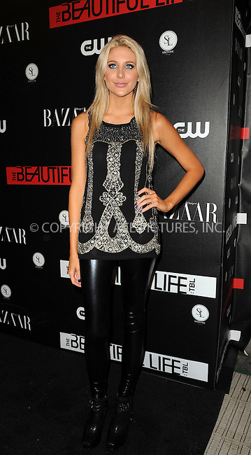 WWW.ACEPIXS.COM . . . . . ....September 12 2009, New York City....Stephanie Pratt at the CW Network party for the new series 'The Beautiful Life: TBL' at the Simyone Lounge on September 12, 2009 in New York City.....Please byline: KRISTIN CALLAHAN - ACEPIXS.COM.. . . . . . ..Ace Pictures, Inc:  ..tel: (212) 243 8787 or (646) 769 0430..e-mail: info@acepixs.com..web: http://www.acepixs.com
