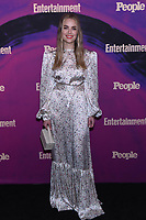 NEW YORK, NEW YORK - MAY 13: Rebecca Rittenhouse attends the People & Entertainment Weekly 2019 Upfronts at Union Park on May 13, 2019 in New York City. <br /> CAP/MPI/IS/JS<br /> ©JS/IS/MPI/Capital Pictures