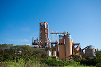 Itau de Minas_MG, Brasil...Fabrica de cimento em Itau de Minas...A cement factory in Itau de Minas...Foto: LEO DRUMOND / NITRO