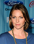 Kelli Williams at the American Idol Top 12 Party at AREA on March 5, 2009 in Los Angeles, California...Photo by Chris Walter/Photofeatures.