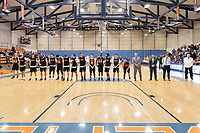 The Occidental College men's basketball team plays against Pomona-Pitzer in the SCIAC Tournament Championship on Saturday, Feb. 23, 2019 in Claremont. Oxy lost, 68-45.<br /> Oxy finishes with its best overall record since 2007-08 at 22-5 overall, and went 12-4 in SCIAC play for the second season in a row.<br /> (Photo by Marc Campos, Occidental College Photographer)