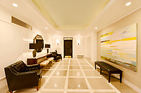 Lobby at 36 Sutton Place South