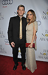 BEVERLY HILLS, CA. - October 18: Joel Madden and Nicole Richie arrive at the First Annual Noble Humanitarian Awards at The Beverly Hilton Hotel on October 18, 2009 in Beverly Hills, California.