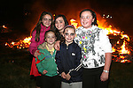 Aoife, Danielle, Lauren, Jasmine and Michelle at the Bonfire on Marleys Lane...Photo NEWSFILE/Jenny Matthews.(Photo credit should read Jenny Matthews/NEWSFILE)....This Picture has been sent you under the condtions enclosed by:.Newsfile Ltd..The Studio,.Millmount Abbey,.Drogheda,.Co Meath..Ireland..Tel: +353(0)41-9871240.Fax: +353(0)41-9871260.GSM: +353(0)86-2500958.email: pictures@newsfile.ie.www.newsfile.ie.FTP: 193.120.102.198.