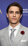 Derek Klena attends Broadway Opening Night After Party for 'Anastasia' at the Mariott Marquis Hotel on April 24, 2017 in New York City.