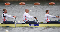 Caversham. Berkshire. UK<br /> GR M4-, Bow, Alex GREGORY, Mo SBIHI and George NASH.<br /> 2016 GBRowing European Team Announcement,  <br /> <br /> Wednesday  06/04/2016 <br /> <br /> [Mandatory Credit; Peter SPURRIER/Intersport-images]