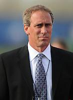 Washington Freedom Head  Coach Jim Gabarra.  Washington Freedom tied Chicago Red Stars 1-1  at The Maryland SoccerPlex,  Saturday April 11, 2009.