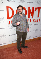 LOS ANGELES, CA - JULY 11: Jack Black, at the premier of Don't Worry, He Won't Get Far On Foot on July 11, 2018 at The Arclight Hollywood in Los Angeles, California. Credit: Faye Sadou/MediaPunch