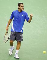 25-2-07,Tennis,Netherlands,Rotterdam,ABNAMROWTT, Mikhail Youzhny wins the ABNAMRO WTT 2007