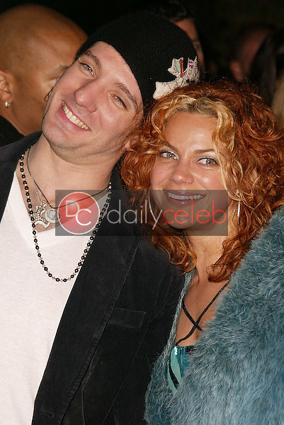 JC Chasez and Nikka Costa