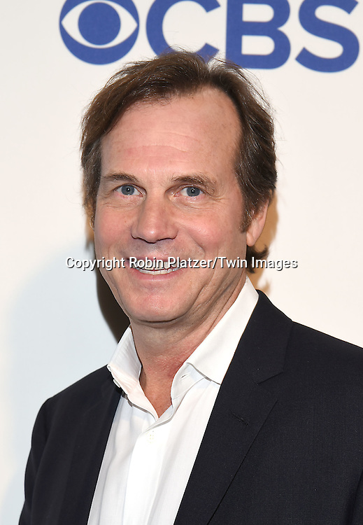 Bill Paxton attends the CBS Upfront 2016-2017 on May 18, 2016 at the Oak Room at the Plaza Hotel in New Yorik, New York, USA.<br /> <br /> photo by Robin Platzer/Twin Images<br />  <br /> phone number 212-935-0770
