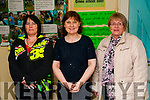 75th Anniversary: Pictured at the 75th anniversary of the  opening of Lenamore National School, Ballylongford on Thursday night last were Angela O'Sullivan, Mrs. O'Keeffe, Principal & Carmel Dineen.